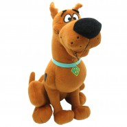 Plush SCOOBY DOO Dog SITTING 37cm (14,5 inches) ORIGINAL Top Quality !Big!
