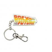 PORTACHIAVI Ritorno al Futuro Metallo Titolo del Film Back To The Future Originale Ufficiale SD TOYS