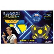 LAZER MAD - Operazioni tattiche - Starter Kit - GIOCO Combattimento Pistola e Bersaglio Laser ORIGINALE