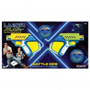 LAZER MAD - Dual Kit REAL-LIFE Combat Game Two Guns and Two Targets Laser ORIGINAL