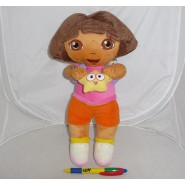 RARE Plush Soft Toy BIG 30cm DORA THE EXPLORER Original TY