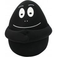 BARBAPAPA Plush Soft Toy 18cm BLACK Anti-Stress with MAGNETS and MINI POCKET