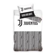 Official BED SET Duvet Cover JUVENTUS Juve Black And White Cotton 160x200 ORIGINAL