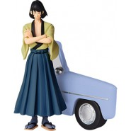 Figure Statue GOEMON Ishikawa 16cm SERIOUS Serie CREATOR X CREATOR Part 5 Lupin Third Original BANPRESTO Version B