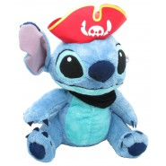 PLUSH Soft Toy STITCH PIRATE Red Hat Big 43cm 17,5'' DISNEY Lilo Stitch OFFICIAL Rare SEGA Japan