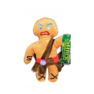 Plush Soft toy Warrior Zenzy 40cm Ginger Bread Man Original SHREK