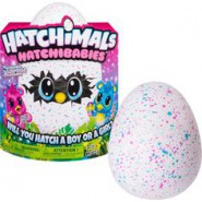 HATCHIMALS Uovo Interattivo PENGUALAS Nascita Animale Magico ORIGINALE Spin Master HATCHIMAL 6028874