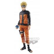 NARUTO Uzumaki Figura Statua 27cm Naruto Shippuden GRANDISTA Shinobi Relations BANPRESTO