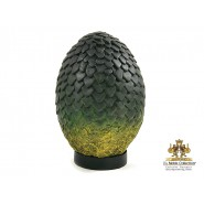 Replica RHAEGAL 's EGG Dragon RESIN 20cm GAME OF THRONES Original NOBLE COLLECTION USA