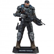 Action Figure 18cm MARCUS FENIX From GEARS OF WAR GOW 4 Original McFarlane USA