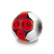 BALL Football Soccer Size 5 Football A.C. MILAN Official Licensed Product Hologram Flask