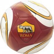 BALL Football Soccer Size 5 Football A.S. ROMA Official Licensed Product Hologram Flask
