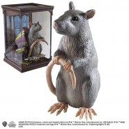 SCABBERS Mouse Resin Animal Statue 12cm from HARRY POTTER Original NOBLE Collection MAGICAL CREATURES N.14