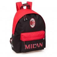 MILAN Zaino Grande 33x43cm Scuola Tempo Libero ACM 1899 Milan ORIGINALE Ufficiale