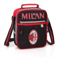 MILAN Shoulder Thermic Bag Messenger 24x20cm We are AC Milan ORIGINAL Official