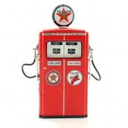Modellino Die Cast POMPA di BENZINA Serie 5 TEXACO Scala 1:18 VINTAGE GAS PUMP COLLECTION Greenlight Collectibles Fire-chief