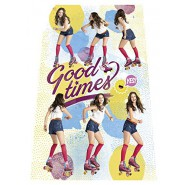 COPERTA PLAID Pile 150x100cm  SOY LUNA Good Times Girls ORIGINAL
