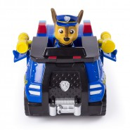 PAW PATROL Playset Vehicle CHASE TRANSFORMING POLICE CRUISER Version SPIN MASTER Basic