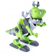 RUSTY RIVETS Dinosaur BOTASAUR With LIGHTS and SOUNDS Original SPIN MASTER 6045200