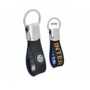 INTER LOGO Official KEYRING RUBBER and Metal Original