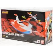 Modellino SPAZER Disco Volante GOLDRAKE UFO Robot Grendizer Soul of Chogokin BANDAI D.C. Dynamic Classic GX-76X