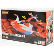 SPAZER Model FLYING SAUCER Soul of Chogokin UFO Robot Goldrake GRENDIZER D.C. Dynamic Classic GX-76X