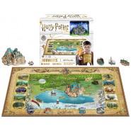 Puzzle 4D HOGWARTS Harry Potter 543 Pezzi Ufficiale 4d CityScapes