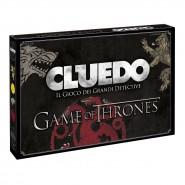 CLUEDO Classico TRONO DI SPADE Game Of Thrones Edizione IN ITALIANO Due Ambientazioni Ufficiale ORIGINALE