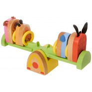 BING Playset Gioco DONDOLO Con Personaggi IN LEGNO Originale Fisher Price DYN67