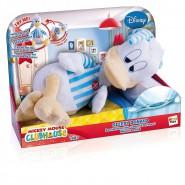 SLEEPY DONALD DUCK Official PLUSH 30cm With SOUNDS Original DISNEY Imc Toys