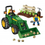 Building Playset TRACTOR John DEERE 117 pieces MEGA BLOCKS 80840