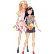 BARBIE e SKIPPER Box 2 Bambole - Originale MATTEL DWJ65