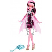 Monster High DRACULAURA Posseduta Haunted Bambola Figura 27cm Mattel CDC26