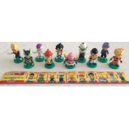 Rare COMPLETE SET 10 Mini Figures DRAGONBALL Z Original Giochi Dolci Preziosi