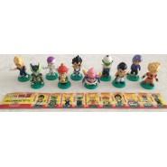 RARO Set Completo 10 Mini Figure DRAGONBALL Z Originali Giochi Dolci Preziosi