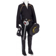 Boy Costume ZORRO Size MEDIUM 5/7 Years ORIGINAL Carnival Rubie's HAT, MASK, CAPE, BELT, SWORD Suits Deluxe