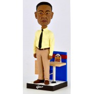 Figura Statuetta 20cm GUS FRING da BETTER CALL SAUL Bobble Head ROYAL BOBBLES