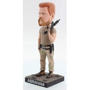 Figura Statuetta 20cm ABRAHAM FORD da THE WALKING DEAD Bobble Head ROYAL BOBBLES