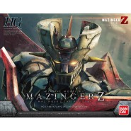 Figura Action MAZINGA Z Kit Montaggio Scala 1/144 HG High Grade MAZINGER Z Infinity Version ORIGINALE Bandai Giappone