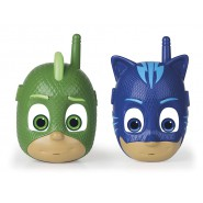PJ MASKS Coppia 2 WALKIE TALKIE Ricetrasmettitori GattoBoy Geco Super Pigiamini ORIGINALI Imc Toys