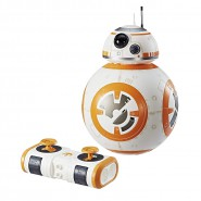STAR WARS BB-8 HYPERDRIVE Droid Remote Control R/C Official HASBRO Lucas Film BB8