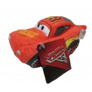 SAETTA MCQUEEN Peluche CARS 3 15cm Lightning Auto da Corsa Originale Posh Paws DISNEY
