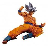 DRAGONBALL Figura Statua 16cm GOKU SON GOKOU ULTRA INSTINCT FES!! Vol. 8 Banpresto Japan