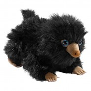 Peluche BABY NIFFLER Black Magical Creature from Fantastic Beasts The Crimes of Grindelwald 23cm ORIGINAL Warner Bros Noble