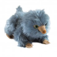 Peluche BABY NIFFLER Gray Magical Creature from Fantastic Beasts The Crimes of Grindelwald 23cm ORIGINAL Warner Bros Noble