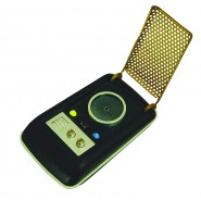 Replica COMMUNICATOR da STAR TREK The Original Serie TOS Suoni Luci ORIGINAL Diamond