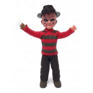 LIVING DEAD DOLLS Figura Bambola FREDDY KRUEGER 25cm PARLANTE Nightmare Originale MEZCO