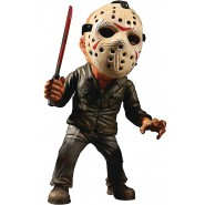 JASON VORHEES Figura Action ROTO Stylized 17cm da VENERDI' 13 Friday 13th ORIGINALE Mezco