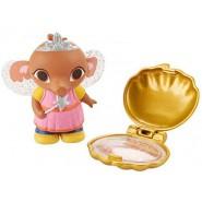 BING Cartone Rai YoYo BOX Figura SULA FATINA con CONCHIGLIA e POLVER MAGICA Originale Fisher Price