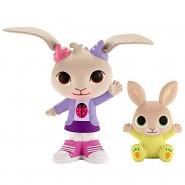 BING Cartone Rai YoYo BOX PACK 2 Figure COCO e BABY CHARLIE Originale Fisher Price